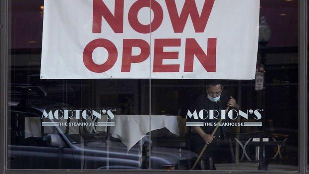 ABD'de işsizlik maaşı başvuruları 4 hafta üstüste düşüşte