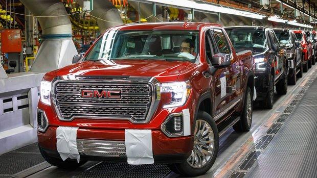GM çip krizinden sıyrılarak fabrikaları açıyor