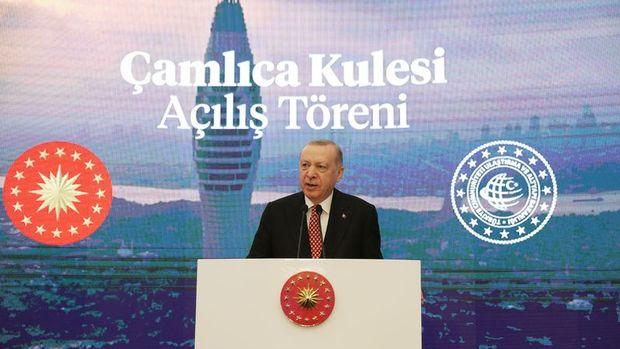 Erdoğan: Haziran'da Kanal İstanbul'un temelini atıyoruz