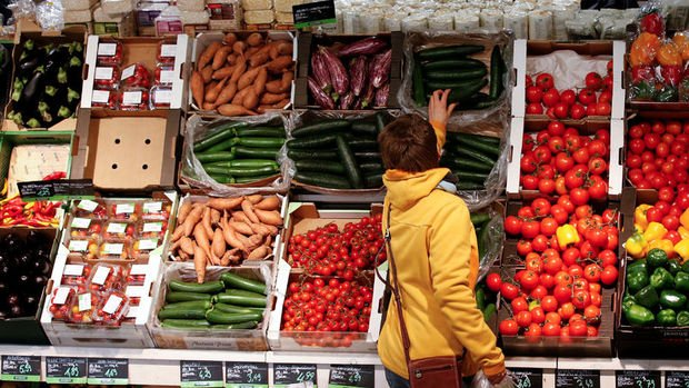 Almanya'da enflasyon 3 yılın zirvesine çıktı