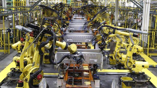 ABD'de imalat göstergesi yeni siparişlerle yükseldi