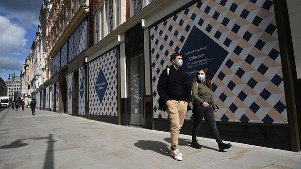 İngiltere'de pandeminin başından bu yana ilk kez günlük can kaybı görülmedi