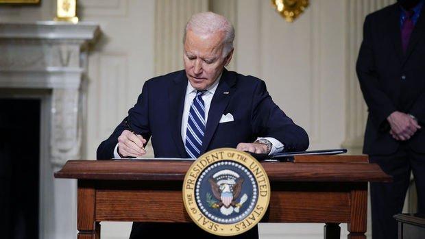 Biden Çin'i hedef alan kara listeyi imzaladı
