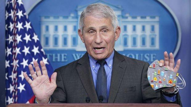 ABD'de Fauci'nin e-maillerinin basına sızması tartışmalara yol açtı