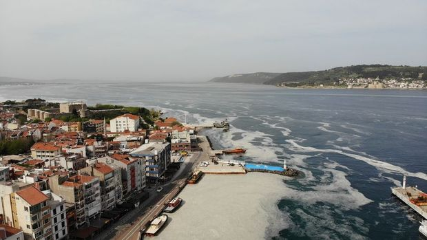 Balıkçılara verilecek müsilaj destekleri açıklandı