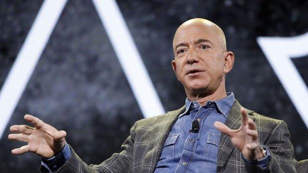Jeff Bezos uzay yolculuğuna çıkacak
