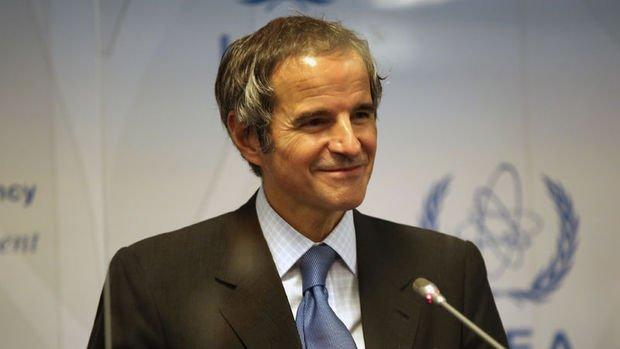 UAEA/Grossi: İran'ın nükleer programının geldiği aşama çok ciddi