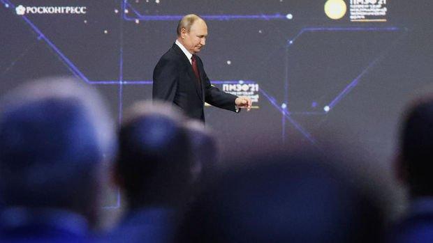 Putin: Biden, Trump'tan daha öngörülebilir biri