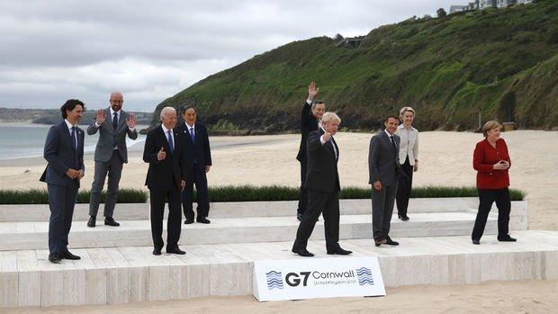 G-7'de Çin'in Kuşak ve Yol projesine alternatif plan tartışması