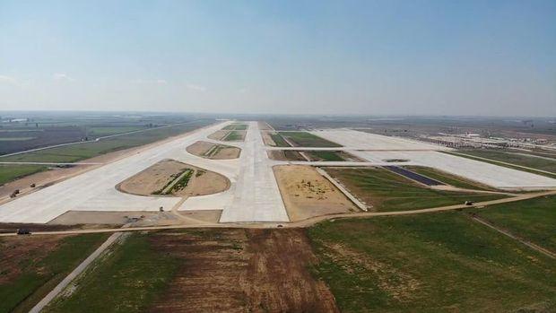 2,3 milyar liralık Çukurova Havalimanı yatırımına devlet teşviki