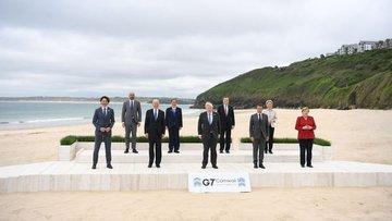 G-7 zirvesi nihai bildirisinde öne çıkan 6 başlık