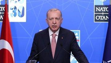 Erdoğan: Biden'a S-400'de daha önceki düşüncemizi ifade e...