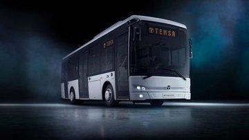 Türkiye'nin ilk yerli elektrikli otobüsü banttan indi
