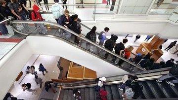 ABD'de perakende satışlar toparlanmada yavaşlamaya işaret...