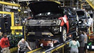 ABD sanayi üretimi beklentiyi aştı