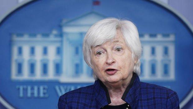 Yellen: ABD ekonomisi Covid-19 sonrası güçlü toparlanma yolunda