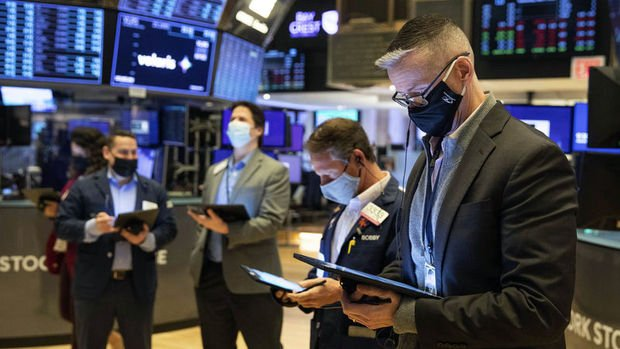 Piyasalar Fed'in 2 faiz artışı öngörüsüyle çalkalandı