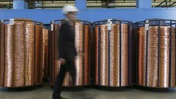 Baz metaller dolardaki yükselişle düştü