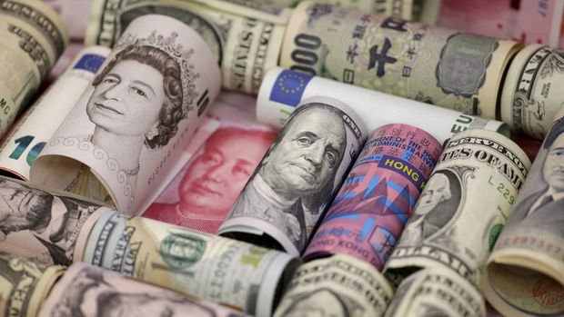 Özel sektörün yurtdışı borcu Nisan'da geriledi