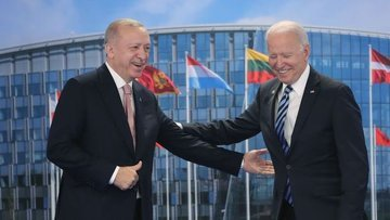 Erdoğan: Biden'a F-35 ve S-400'de farklı bir adım bekleme...