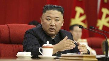 Kuzey Kore lideri Kim ekonomik zorlukların üstesinden gel...