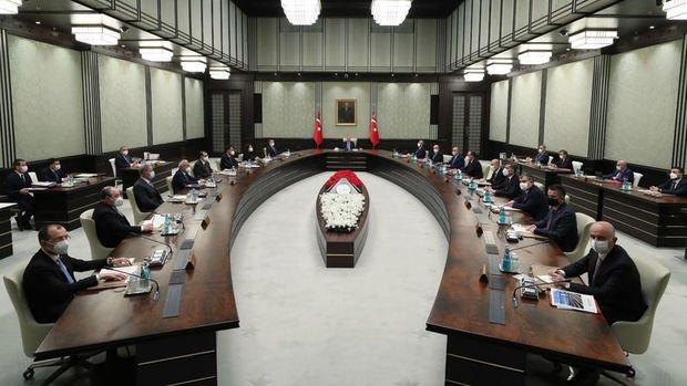 Kabine toplantısında hangi konular ele alınacak?