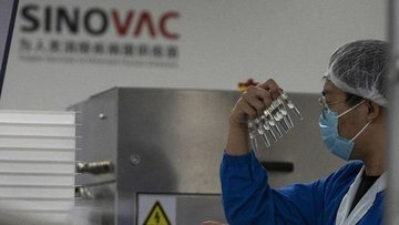 Bakan Koca, Çinli Sinovac firmasını Türkiye'ye yatırıma ç...