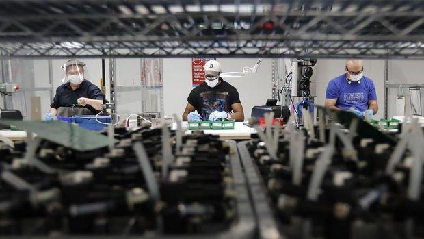 Yurtdışı üretici fiyatlarında 2018'den bu yana en hızlı artış
