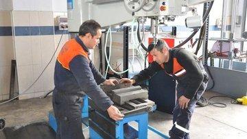Salgından etkilenen imalatçı KOBİ'lere KOSGEB desteğinin ...
