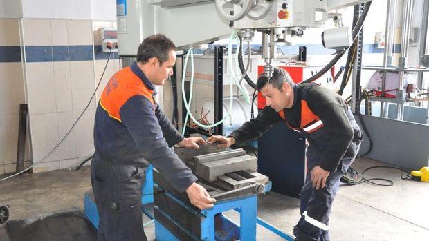 Salgından etkilenen imalatçı KOBİ'lere KOSGEB desteğinin kapsamı genişletildi
