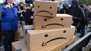 Almanya'da Amazon işçilerine grev çağrısı
