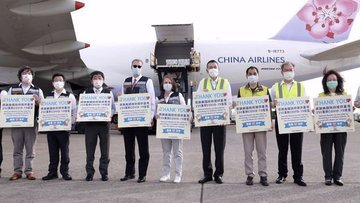 Çin, ABD'nin Tayvan'a Kovid-19 aşısı bağışlamasına tepki ...