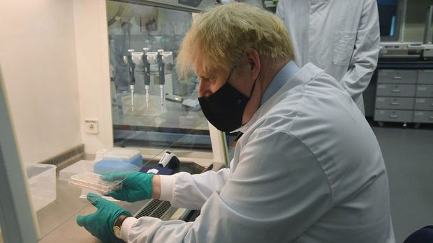 İngiltere Başbakanı Johnson 19 Temmuz için iyimser