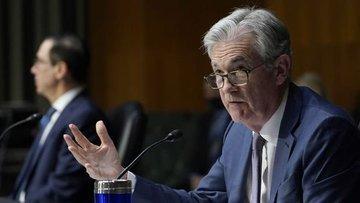 Fed Başkanı Powell yükselen enflasyondan endişeli değil