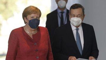 Merkel ve Draghi Türkiye ile yeni göç anlaşması istiyor