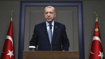 Erdoğan: 2021'de %5,7'lik büyüme tahminini aşacağımıza in...