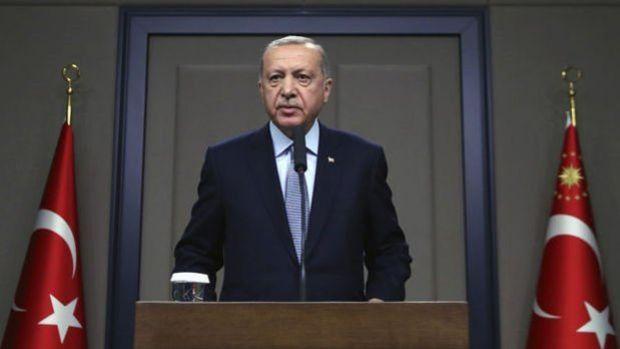 Erdoğan: 2021'de %5,7'lik büyüme tahminini aşacağımıza inanıyorum