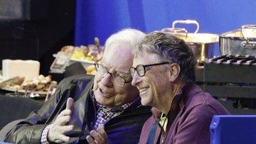 Warren Buffett Gates Vakfı'ndaki görevinden ayrıldı