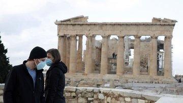 İspanya ve Yunanistan açık havada maske zorunluluğunu kal...