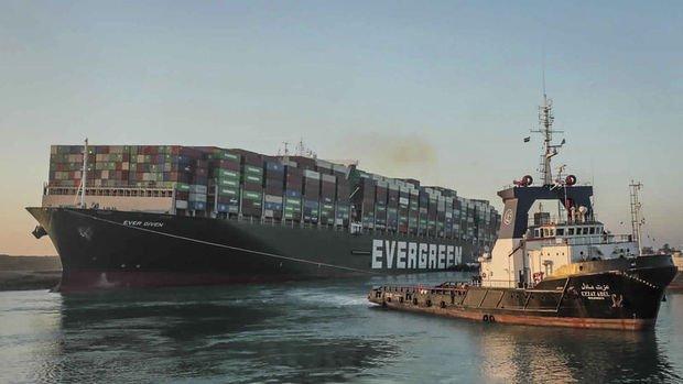 Mısır, Ever Given gemisinin sahibi firma ile tazminat konusunda anlaştı