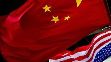 """Çin, savaş gemisini Tayvan Boğazından geçiren ABD'yi """"en ..."""
