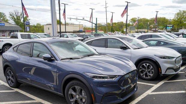 ABD'de ikinci el araç fiyatlarında rekorlar sona geldi