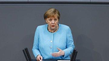 Merkel: Türkiye ile diyalog gündemini hızla hayata geçirm...