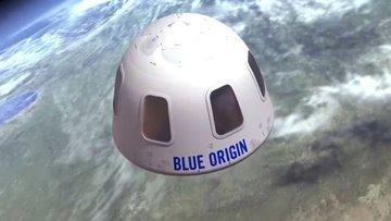 Jeff Bezos'un uzay yolculuğu sigortacıları korkuttu