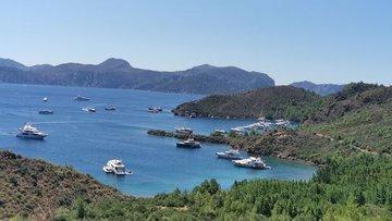 Mayıs'ta turist sayısında baz etkisi