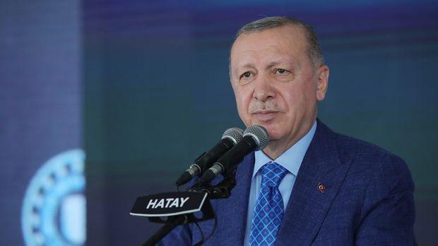 Erdoğan: ErtuğrulGazi, doğalgaz ihtiyacının %10'undan fazlasını karşılayacak
