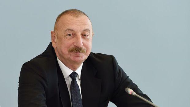 Aliyev: Ermenistan'la barış anlaşması için hazırlıklar yapılmalıdır
