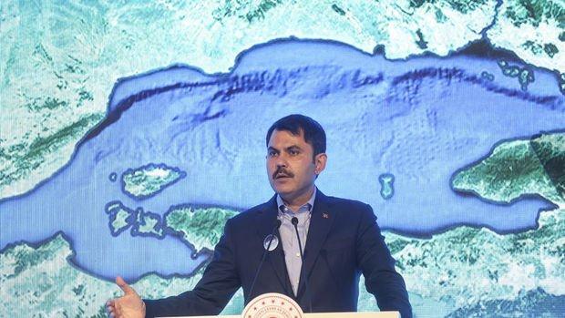 Bakan Kurum: Marmara Denizi'nden 7 bin 430 metreküp müsilaj temizlendi