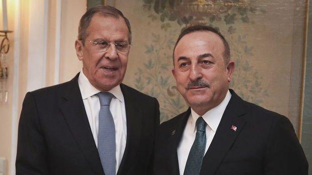 Çavuşoğlu ile Lavrov 30 Haziran'da Antalya'da görüşecek