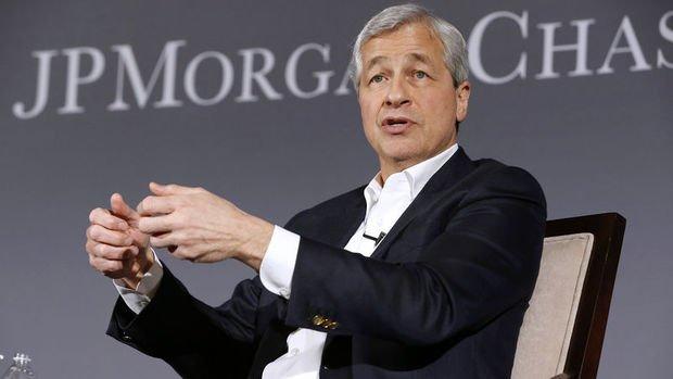 JP Morgan/Dimon: Paris, Avrupa'daki yeni merkezimiz olacak